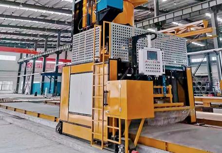 智能装配式产品生产机械
